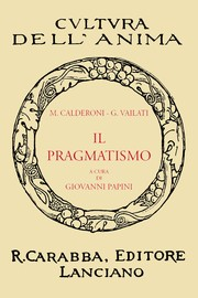 Cover of: Il Pragmatismo