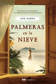 Cover of: Palmeras en la nieve