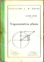 Cover of: Trigonometría Plana