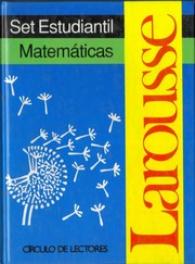 Cover of: Set Estudiantil Larousse