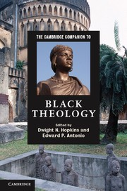 Cover of: The Cambridge companion to Black theology