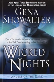 Cover of: Wicked nights