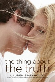 Cover of: The thing about the truth