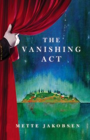 Cover of: Vanishing Act