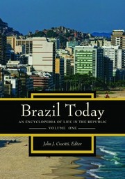 Cover of: Brazil Today [2 volumes]
