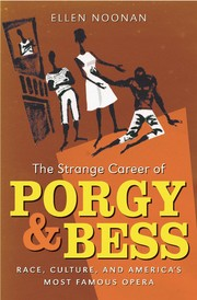 Cover of: The strange career of Porgy and Bess