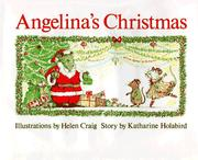 Cover of: Angelina's Christmas
