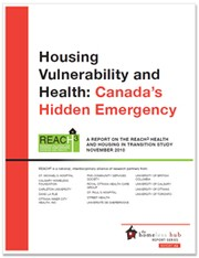 Cover of: Housing Vulnerability and Health: Canada's Hidden Emergency