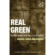 Cover of: Real green
