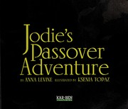 Cover of: Jodie's Passover adventure