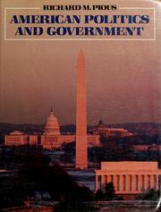 Cover of: American politics and government