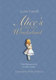 Cover of: Alice Adventures in Wonderland