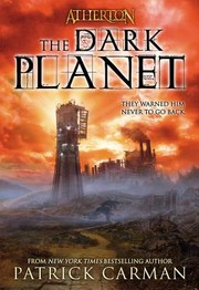 Cover of: Dark Planet (Atherton - Book 3)