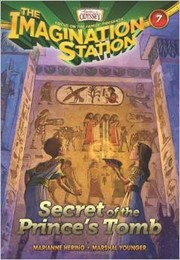 Cover of: Secret of the prince's tomb