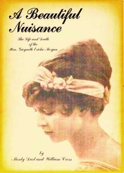 Cover of: A Beautiful Nuisance