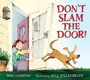 Cover of: Don't slam the door!