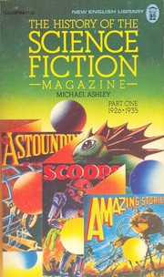 Cover of: The history of the science-fiction magazine