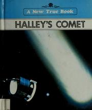 Cover of: Halley's comet
