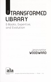 Cover of: The transformed library