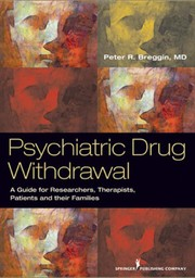 Cover of: Psychiatric drug withdrawal
