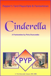 Cover of: Cinderella ~ a fairytale pantomime