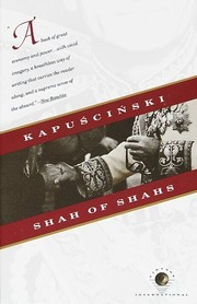 Cover of: The Emperor and Shah of Shahs