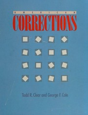 Cover of: American corrections