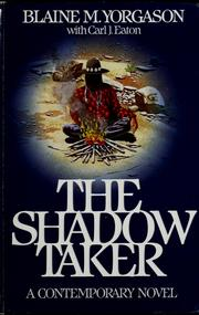 Cover of: The shadow taker