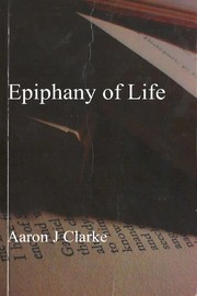 Cover of: Epiphany of Life