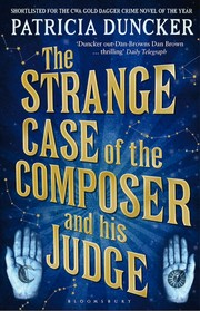 Cover of: The Strange Case of the Composer and his Judge