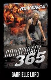 Cover of: Conspiracy 365 Revenge