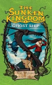 Cover of: Sunken Kingdom 01 Ghost Ship