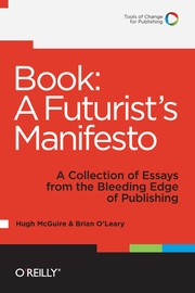 Cover of: Book: A Futurist's Manifesto