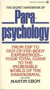 Cover of: The Signet Handbook of Para-Psychology