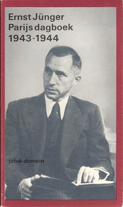 Cover of: Parijs dagboek, 1943-1944