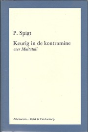 Cover of: Keurig in de contramine