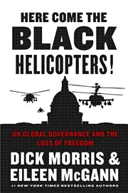 Cover of: Here Come the Black Helicopters!
