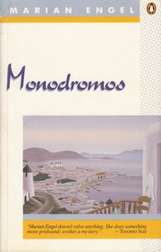 Cover of: Monodromos