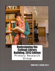 Cover of: Redesigning the College Library Building