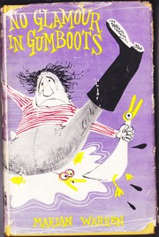 Cover of: No glamour in gumboots