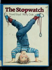 Cover of: The stopwatch