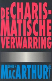Cover of: De Charismatische Verwarring