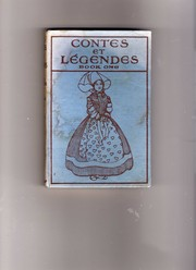 Cover of: Contes et Legendes Book One