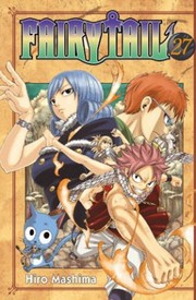 Cover of: Fairy Tail
