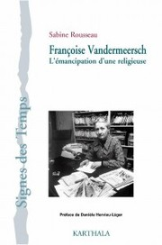 Cover of: Françoise Vandermeersch