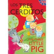 Cover of: Los tres cerditos