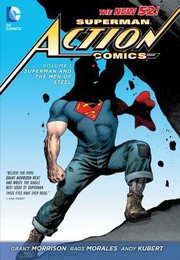 Cover of: Superman - Action Comics 1: Superman and the Men of Steel (The New 52)