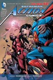 Cover of: Superman - Action Comics 2: Bulletproof (The New 52)