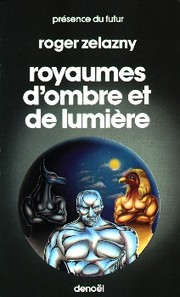 Cover of: Royaumes d'ombre et de lumiere
