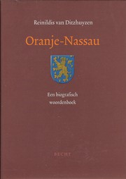 Cover of: Oranje-Nassau